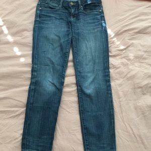 Gap 1969 straight leg jeans